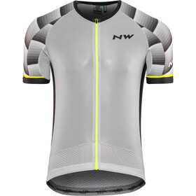Northwave Storm Air Maillot Manga Corta Hombre, light grey